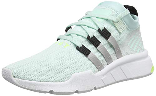 adidas Men's EQT Support Mid Adv Pk Gymnastics Shoes, White (FTWR White/Grey Two F17/Core Black FTWR White/Grey Two F17/Core Black), 8 UK
