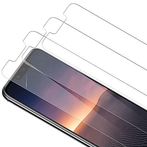 TOCYORIC Pellicola Vetro Temperato per Huawei Mate 20 Lite, Pellicole Protettive in Vetro Temperato per Huawei Mate 20 Lite [HD Alta Trasparenza] [Anti-Macchia, Anti-graffio, Anti-Impronta] [3 Pacco]