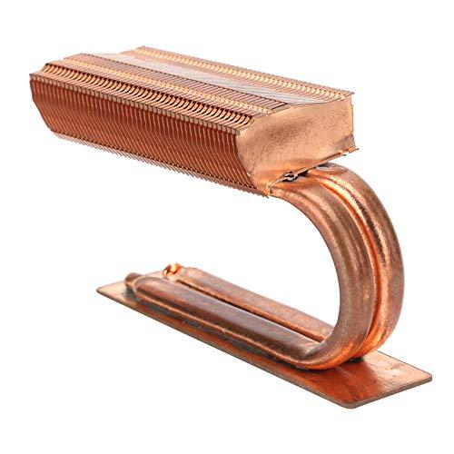 Solid State Drive Cooler, hochwertiger Kupfer-SSD-Kühlkörper mit Wärmeableitungsfolie mit integrierter Wärmeableitungsfunktion