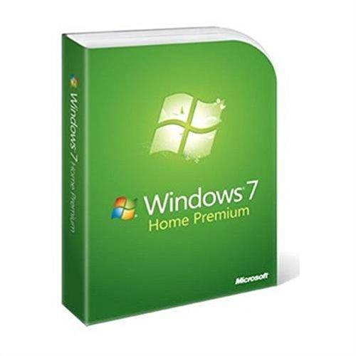 MS 1x Windows 7 Home Premium SP1 611 64bit DVD OEM