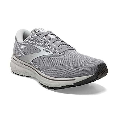 Brooks Ghost 14 Alloy/Primer Grey/Oyster 9.5 B (M)