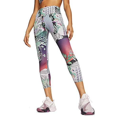 Nike Epic Luxe Women's 7/8 Running Tights CJ2247-644 Size S