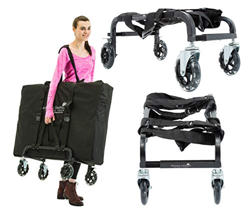 Massage Imperial® Steel Frame Extra Wide Portable Massage Table Troll