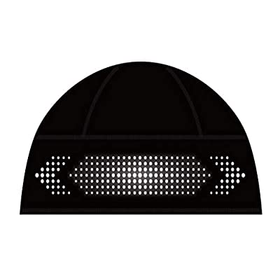 jiumoji Winter Keep Warm Moisture Wicking Skull Cap Inner Liner Helmet Beanie Outdoor Ski Dome Cap