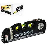 Universal BUYERL Digital Distance Laser Level Spirit Level Meter Pro 3 Leveller Black 2 Line Measuring Tape Measurement Tool