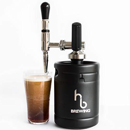AT HOME Nitro Cold Brew Coffee Maker