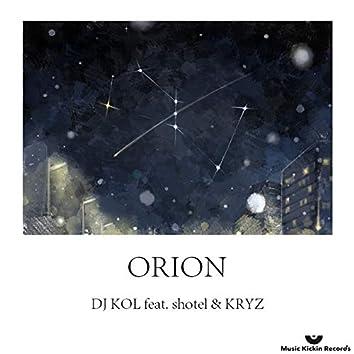 ORION (feat. shotel & KRYZ)