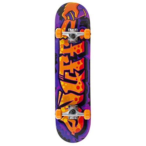 Enuff Skateboards ENU2510, Skateboard Unisex – Adulto, Arancione, Taglia Unica