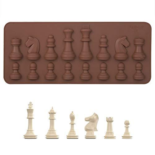 Molde chocolate silicona Formas internacionales