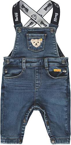 Steiff Baby Jeans Latzhose Teddy Kopf 2317 (86, 2317)