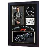 S&E Desing New World Champion Lewis Hamilton signiertes