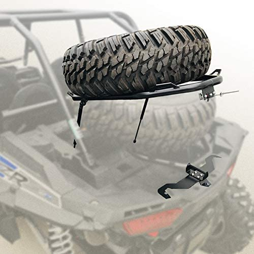 Be super welcome Allied Powersports Free shipping on posting reviews Polaris RZR Tire Rack BLK Carrier Cargo