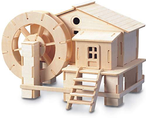 Maquette en bois