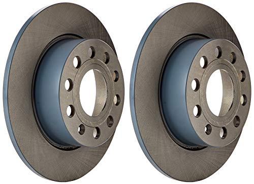 Blue Print ADV184306 Bremsscheibensatz , 2 Bremsscheiben