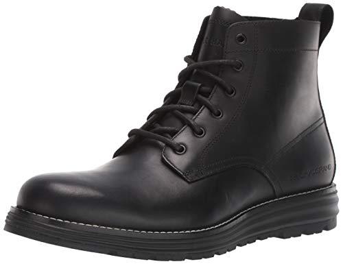 Cole Haan Men's Original Grand Boot Water Proof Fashion, Black, 11 M US