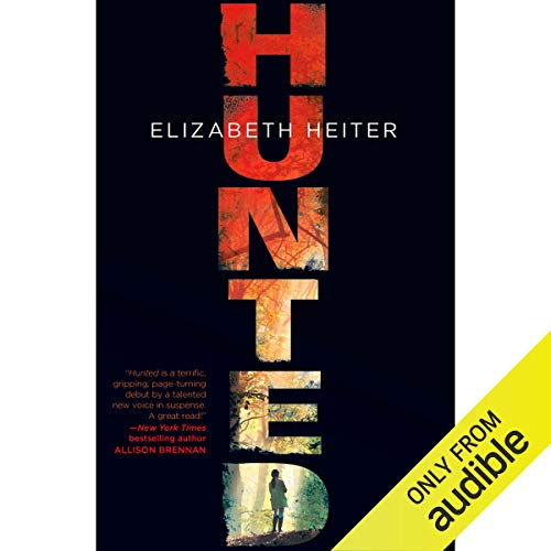 Page de couverture de Hunted