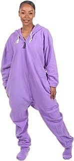 1396872b15 Amazon.com  Purples - One-Piece Pajamas   Sleep   Lounge  Clothing ...