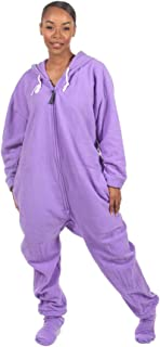 light purple onesie adults