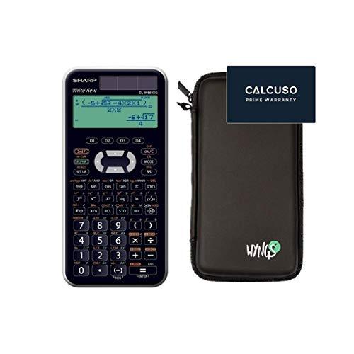 EL-W550XG + Schutztasche + Erweiterte Garantie