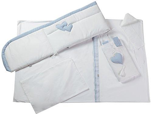 Christiane Wegner 0311 00-558 Bett-Set für Kinderbett, 70 x 140 cm