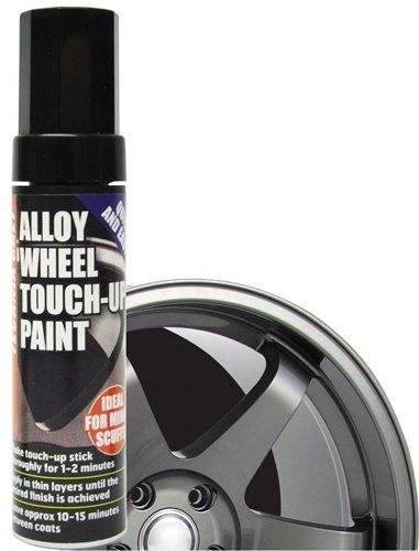 Unbekannt Motionperformance Essentials Leichtmetallrad Renovieren Touch up Pen Stick Paint–Technik Grau