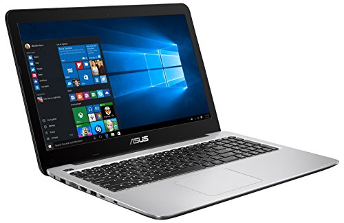 ASUS VivoBook X556UQ-DM1269T Blu, Argento Computer portatile 39,6 cm (15.6') 1920 x 1080 Pixel 2,70 GHz Intel Core i7 di settima generazione i7-7500U