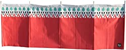 Witley 5 pole windbreak 5 feet tall 5 wooden poles 12 feet wide Can attach to awning channel in caravan or motorhome Witley 5 pole windbreak 5 feet tall 5 wooden poles 12 feet wide Can attach to awning channel in caravan or motorhome