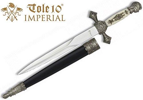 Tole 10 Imperial 32188 Cuchillos, Unisex Adulto, Multicolor, Talla Ún