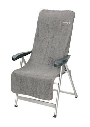 Bo Camp stoel, 135 x 58 cm, grijs