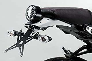 XSR900 2015/19 - Kit License Plate Holder (R-0771) - Adjustable Tail Tidy - LED Light and Hardware Fasteners Included - De Pretto Moto Accessories (DPM Race) - 100% Made in Italy
