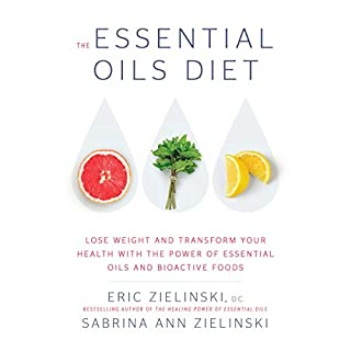 The Essential Oils Diet audiobook cover art