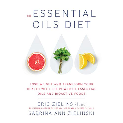 The Essential Oils Diet cover art