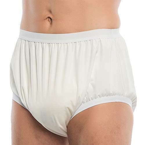 Suprima PU Inkontinenz Slip Schlupfform Art. 1-204-000 (unisex) - Gr. 56 - weiss