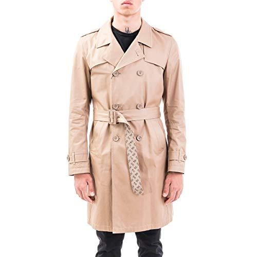 Luxury Fashion | Herno Heren IM0234U132182000 Beige Katoen Trenchcoats | Lente-zomer 20