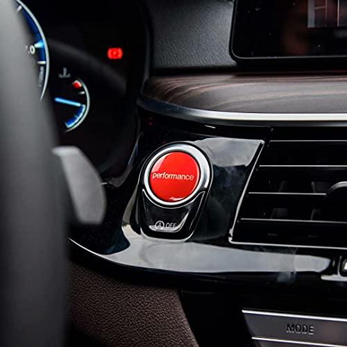 Botón de interruptor, botón de arranque de un botón de encendido para F30 G/F parte inferior de disco con Start&Stop