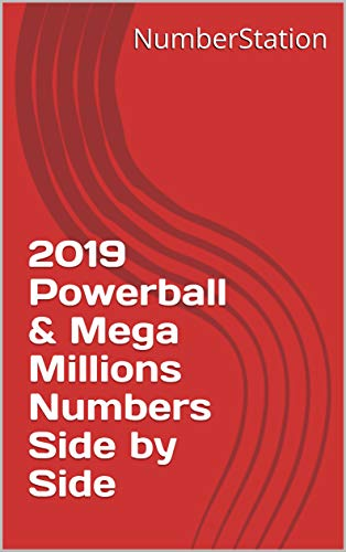 2019 Powerball & Mega Millions Numbers Side by Side (English Edition)
