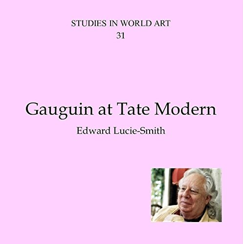Gauguin at Tate Modern audiobook cover art