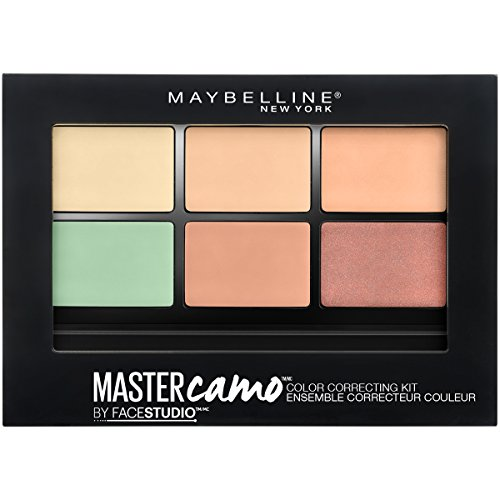 Maybelline New York Facestudio Master Camo Color Correcting Kit, Light