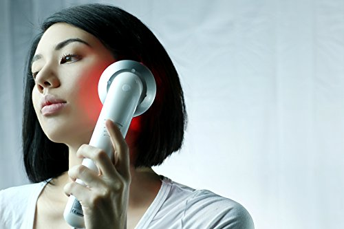 Rika LED Facial Massager Light Therapy for Rosacea