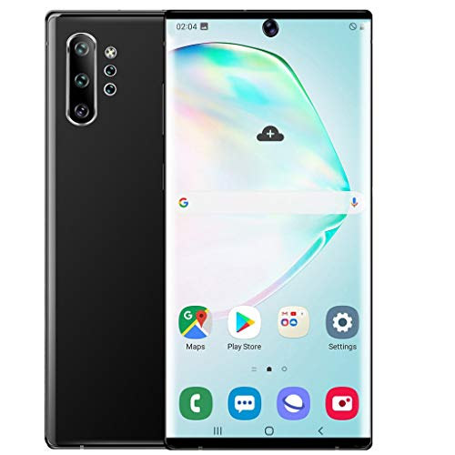 happyYE 2020 New Unlocked Smartphone, 6.8 Inch Ultrathin Dual SIM Cell Phone- Android 9.1 10 Core 2G+16G GSM 3G WiFi Unlocked Mobile Phone Big Battery