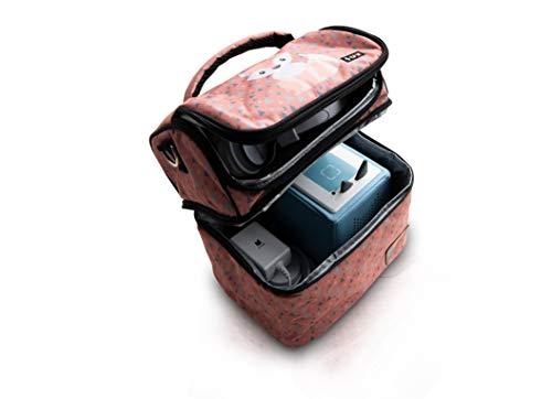 NEU - Tasche für Tonie Box, Alles in Einer Tasche, bis zu 30 Tonies, Tragetasche für Toniebox, Reisetasche, Transporttasche für die Toniebox,
