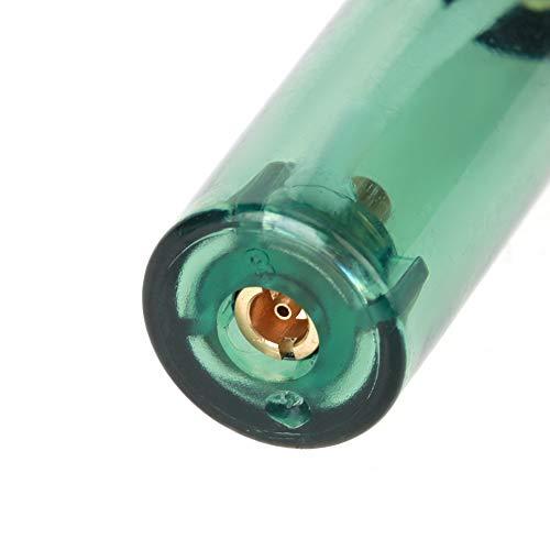 Soldador de butano ligero, soldador de gas, soldador de gas por soplado, instrumentos para electrónica(green)