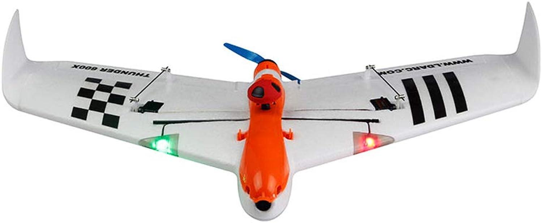 Kingkong LDARC THUNDER 600X 656mm Spannweite EPO FPV RC Flugzeug-Kit Fliegender Flügel PNP B07KQ11S58 Spielzeugwelt, spielen Sie Ihre eigene Welt  | Haben Wir Lob Von Kunden Gewonnen