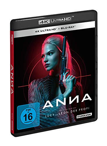 Anna (4K Ultra HD) [Blu-ray]
