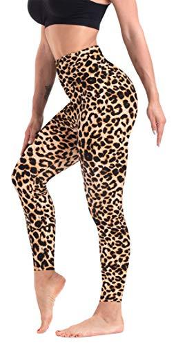 Campsnail Leggings Damen mit Hohem Bund - Lange Blickdicht Tights Sport Leggins Yogahose Laufhose Sporthose Yoga Hose für Damen