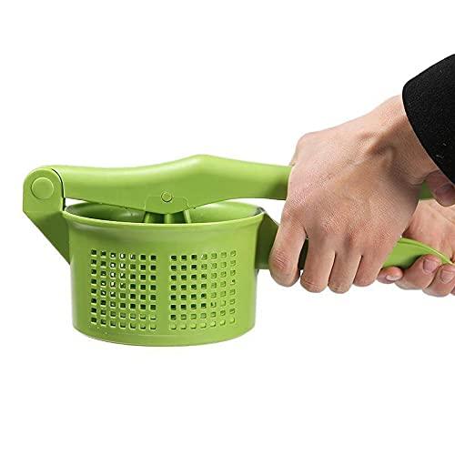 Filtro per cibo da cucina, nuovo spremiagrumi per verdure spremere frutta, asciugare e scolare lattuga e verdura, strumento creativo da cucina