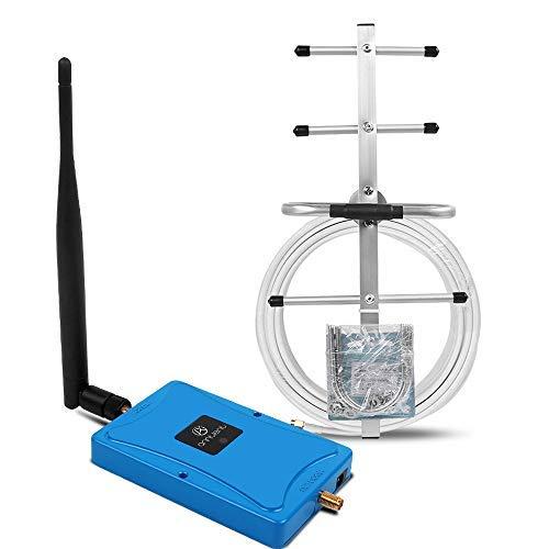 ANNTLENT Handy LTE Verstärker für O2, T-Mobile, Vodafone 800 MHz (Band 20) Signalverstärker 4G Verstärker Netzwerk Verbessern