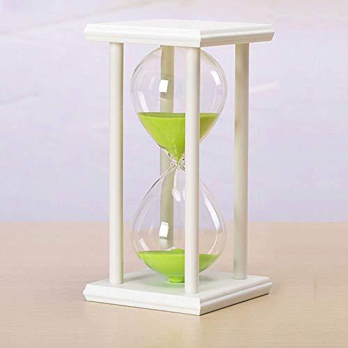 PLMM 30 min Reloj De Arena,Temporizador de Arena para Reloj de Arena,Reloj de Arena 3 Minutos 5 Minutos 10 Minutos 20 Minutos para Aula/Juego/Oficina/Hogar/Decoracion