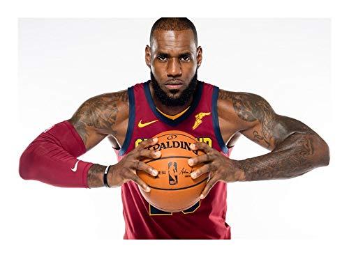 Puzzle-a Deportes Baloncesto Serie Rompecabezas - NBA King James 23, desafiante regalo de Adultos y los ventiladores de baloncesto informal rompecabezas de gran tamaño Puzzle adolescentes 300/500/1000