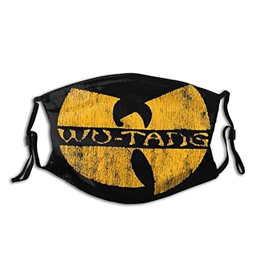 Wu-Tangs Waschbare Mundschutz Anti-Staub Gesichtsabdeckung Wiederverwendbare Winddicht Für Outdoor Ski Radfahren Camping Laufen Mit 2 Filter